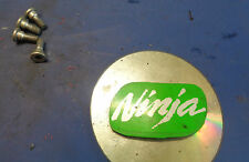 2000 zx6r Rear Passenger Footrest Peg BOLTS kawasaki ninja 01