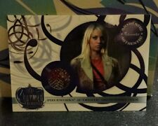 Kaley Cuoco as Billie costume card PW4 , Charmed Forever  Inkworks 2007