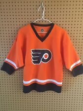 Philadelphia Flyers Hockey Jersey NHL Youth Large 12-14