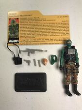 GI Joe Cobra 25th Anniversary Figure Lot 2008 Comic Pack BeachHead