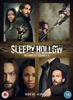 Sleepy Hollow Stagioni 1 A 4 Collezione Completa DVD Nuovo DVD (8386001000)