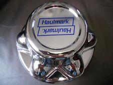 "HAULMARK 6 lug 5.5"" trailer chrome center cap  hub cap hubcap"