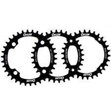 Plateaux de vélo noir