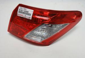 LEXUS ES XV40 Rear Right Lens Housing Combination Lamp 8155133500 NEW GENUINE