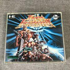 LAST ARMAGEDDON NEC PC Engine Japanese NTSC-J