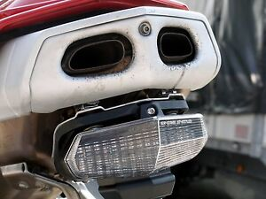 Clear integrated LED tail light with signals indicators Ducati 749 999 R S