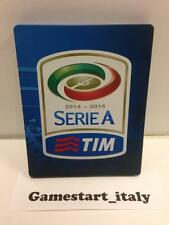 FIFA 15 STEELBOX STEELBOOK - SERIE A TIM - NEW NO GAME - PS4 PS3 XBOX ONE