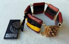 Vintage Glass Bracelet by Ercole Moretti - Murano/Venezia (0242)