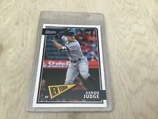 AARON JUDGE 2018 PANINI CLASSIC #11 -- FREE SHIPPING- YANKEES