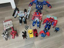 Transformers Siege Bundle, Generations Megatron & Optimus Prime, Quick Changers