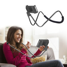 "Universal Lazy Hanging Neck Phone Holder Mount Desktop For 5"" Nokia Lumia Icon"