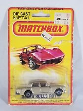 Matchbox Superfast #39 Rolls Royce Silver Shadow - Metallic Tan / Mint Model HTF