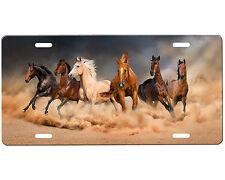 Horses License Plate
