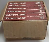 SIXPACK  FOR ATARI 2600 XENOPHOBE BRAND NEW VINTAGE RARE.
