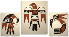 Southwestern Art Prints Hopi Bird Designs