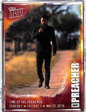 2016 Topps NOW Preacher AMC Season 1 Episode 1 (5 Card Pack) 362 SETS MADE! RARE