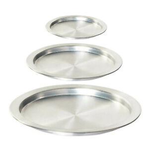 Künefe Teller Tepsisi Kunafa Knafeh Aluminium Form Backform klein groß NEU