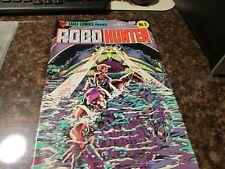 Eagle Comics Robo-Hunter 3