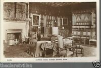 Hatfield House Summer Drawing Room  _ Old Unposted Real Photograph