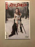 RED SONJA 3 COVER C COSPLAY VARIANT COVER LOT conan the barbarian hot cover