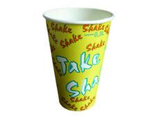 1000 Shakebecher Shake to go Pappbecher Hartpapier Pappe 300 ml (702448)