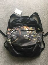 New Mens Paul Smith Textile Cyclist Back Pack Rucksack
