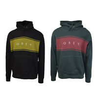 Obey Men's Roebling L/S Pull Over Hoodie ($68)