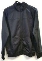 New Brooks Men's Rally Running Jacket - Size M - Black/Asphalt