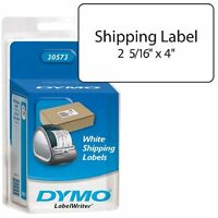 """Dymo Shipping Labels - 2.12"""" X 4"""" - 220 Label, 1 Roll - Shipping Label (30573)"""