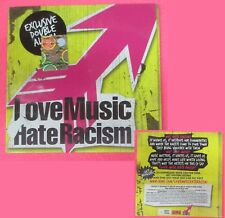 CD Singolo LOVE MUSIC HAtE RACISM sigillato 2007 UK New Musical Express(S34)