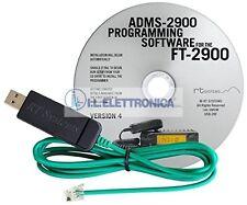 ADMS-2900 CAVO E SOFTWARE DI PROGRAMMAZIONE PER YAESU FT-2900 cod.700006
