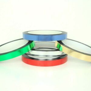 Metalized Polyester Film Tapes (71858)