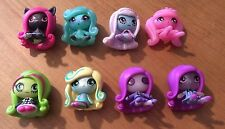MONSTER HIGH MINIS - Series 1 - Lot of 8