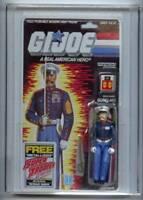 G.I. Joe Gung Ho AFA 85 Series 6 v2 34 Back Hasbro 1987 MOC Graded