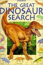 Great Dinosaur Search (Great Searches (EDC Paperback)), Heywood, Rosie Heywood,