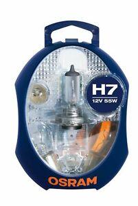 Osram LKW BUS Ersatzlampenbox H7 Truckstar Pro Original Spare Part 24V 70W