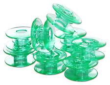 Husqvarna Viking Spulen grün (10 Stück) - für Modellgruppe 5 6 7  #4170
