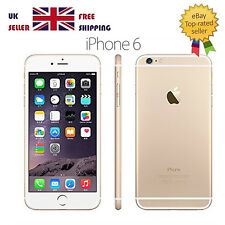 "Brand New Apple iPhone 6 64GB Gold Factory ""Unlocked"" Smartphone SIM Free UK"