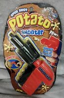Vintage Toys Spud Shot Potato Shooter, Ages 4+