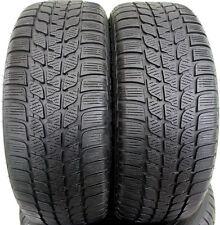 2 unidades - 205/55 r16-bridgestone-blizzak lm-25, bmw-los neumáticos de invierno - 91h RFT
