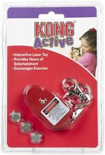 KONG ACTIVE LASER Light Chase and Pounce Interactive Cat Kitten Toy (CL41)