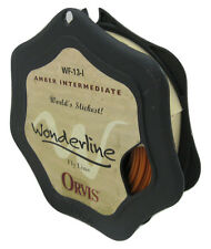 NEW! Orvis Amber Intermediate Wonderline Flyline WF 13 I (WF13I) (WF-13-I)
