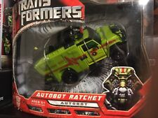Transformers 2007 Voyager Class Movie Ratchet MISB