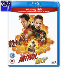 MARVEL - ANT-MAN AND THE WASP Blu-ray 3D + 2D (REGION FREE) PRE-ORDER NOW!