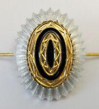 Russian Federal Protective Service FSO Hat Cap Badge Metal Enamel Original * New