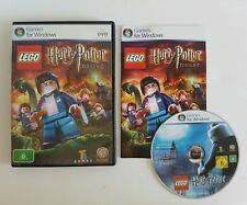 PC Game - LEGO Harry Potter Years 5-7 - DVD