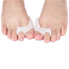 GEL Bunion Corrector Toe Eases Pain Straightener Alignment Separator Spreader