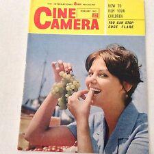 Cine Camera 8mm Magazine Paris Parallax February 1962 061517nonrh