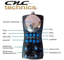 elektronisches USB Handrad V5 Mach3 +100er Auflösung für eine cnc fräse NEU#