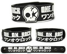 ONE OK ROCK Rubber Bracelet Wristband Jinsei × Boku Zankyo Reference